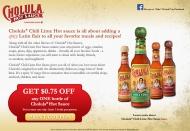 Cholula® Hot Sauce